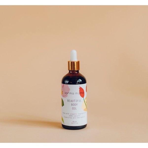 Beautiful Body Oil 100 ml - Woman