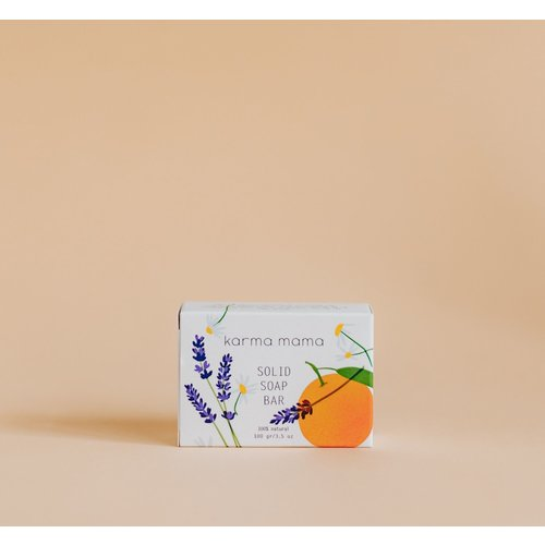 Karma Mama Solid Soap Bar 100 Gr.