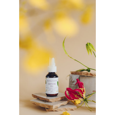 Karma Mama Soothing Oil 100 ml.