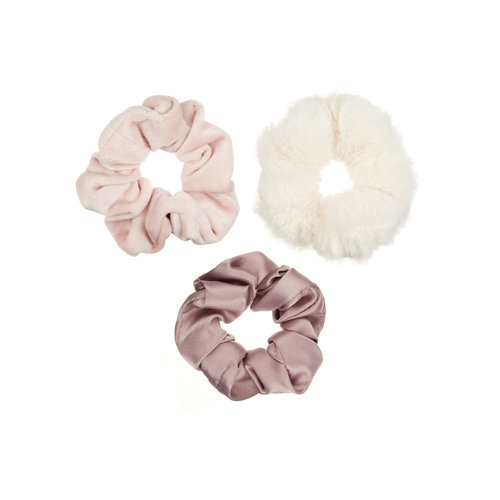 Mimi & Lula Luxe Scrunchie Pack Blush