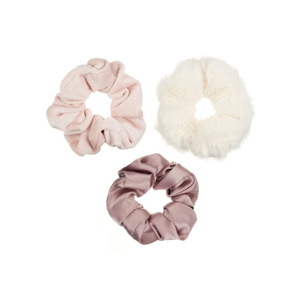 Luxe Scrunchie Pack Blush