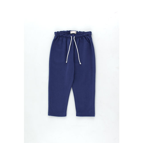 Tinycottons SOLID BABY PANT indigo