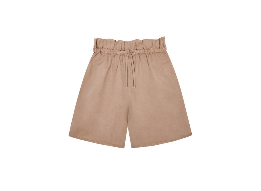 Angie WOMAN Short Camel