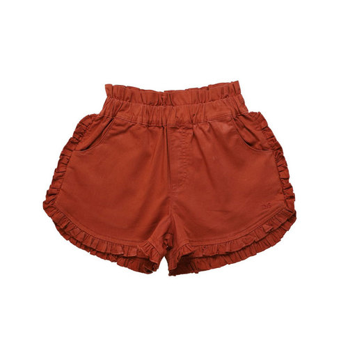 The New Society Anna Short Caramel