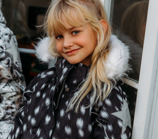 Winter jackets for kids
