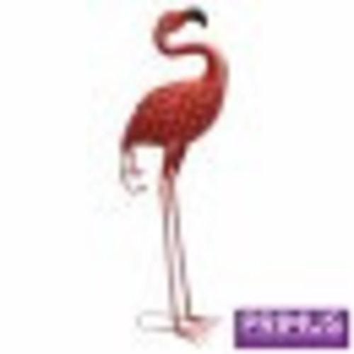 Primus Figuur 3d Flamingo vooruit kijkend
