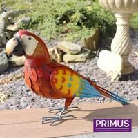 Figuur Papagaai rood