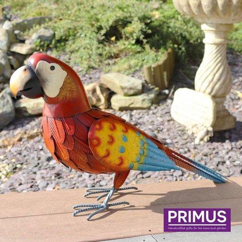 Primus Figuur Papagaai rood