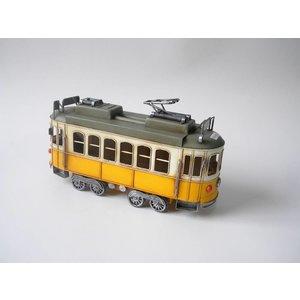 Eliassen Miniatuurmodel blik Tram