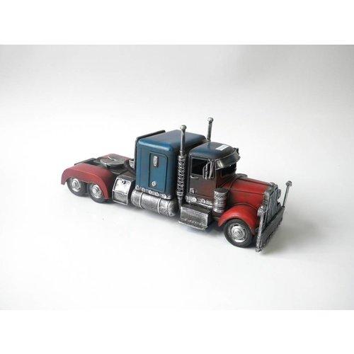Eliassen Miniatuurmodel blik Amerikaanse truck