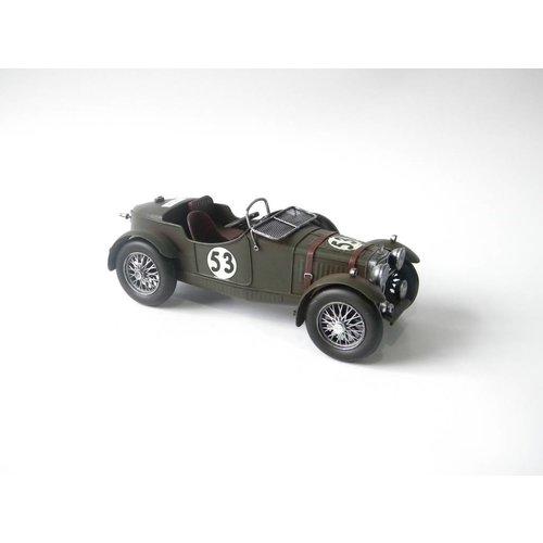 Eliassen Miniatuurmodel blik Oude Racer