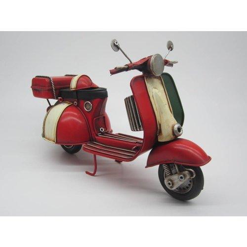 Eliassen Miniatuurmodel blik Scooter Vespa italie