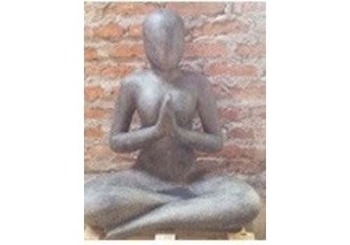 Yoga beeld Namaskar groet 60cm