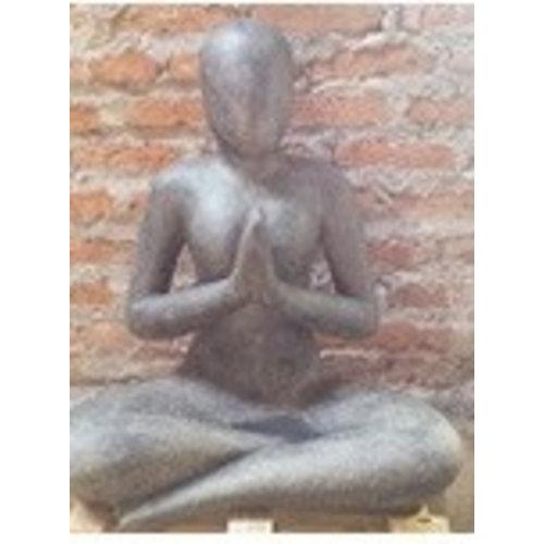Eliassen Yoga beeld Namaskar groet 60cm