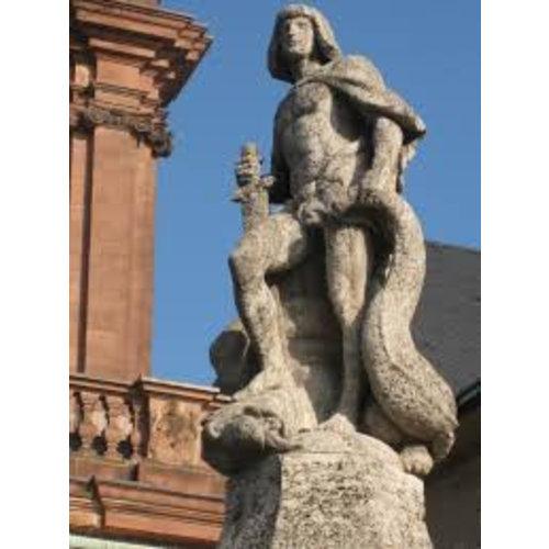 Eliassen Buste Siegfried de Drakendoder exclusief