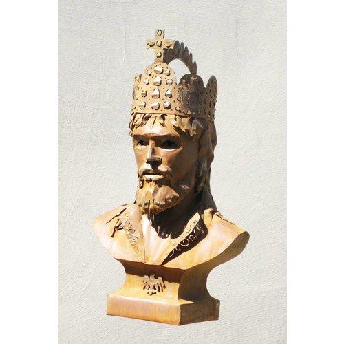 Eliassen Buste Karel de Grote Exclusief