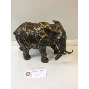 Eliassen Bronzen beeld Olifant