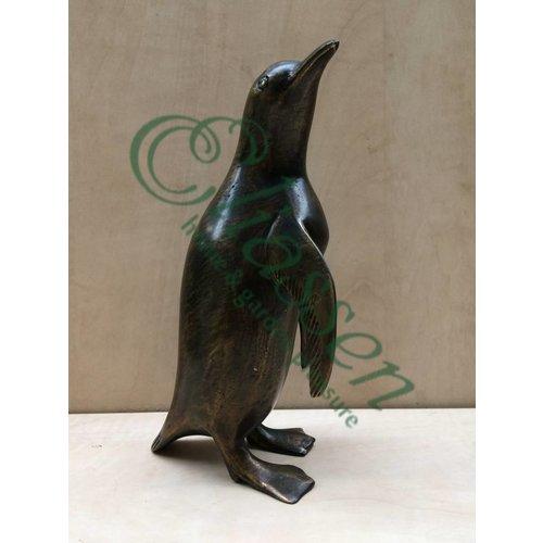 Eliassen Bronzen beeld Pinguin M
