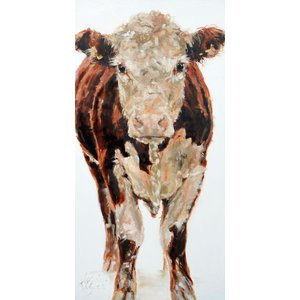 MondiArt Schilderij Dibond Vaars  80x160cm