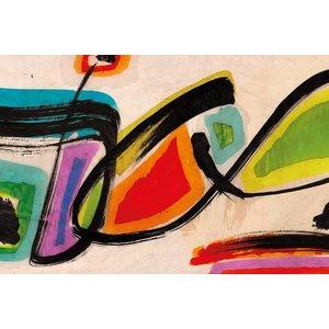 MondiArt Dibond schilderij Modern3  180x120cm