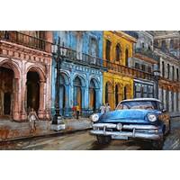 3D schilderij Santiago
