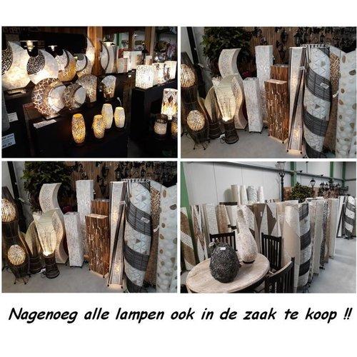 Eliassen Driepoot spotlamp Groef