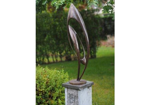 Bronzen sculptuur Endless