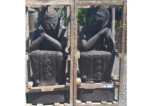 Balinese beeldenset