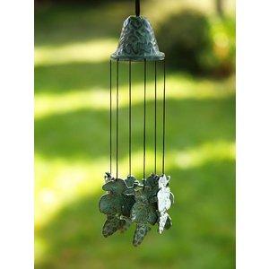 Eliassen Bronzen windgong met druiven