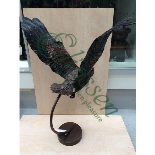 Eliassen bronzen vliegende uil
