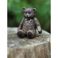 Bronzen kleine teddybeer