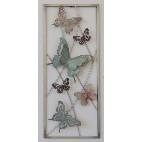 Eliassen Wand decoratie vlinders 1