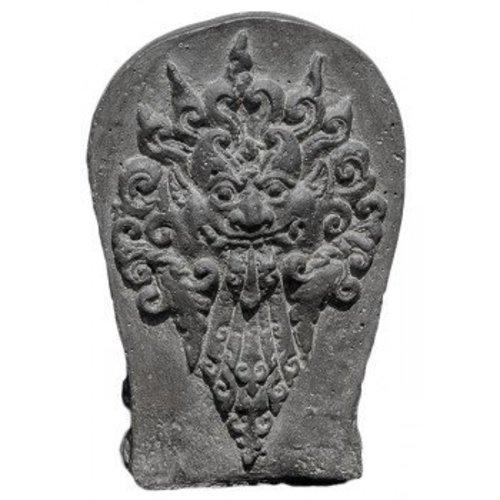 Eliassen Ganesha in lotus zit 28cm