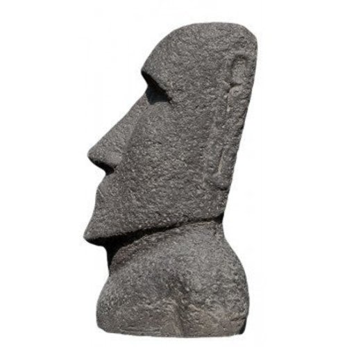 Eliassen Moai beeld 60cm