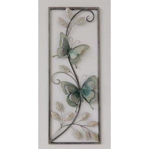 Eliassen Wanddecoratie vlinders