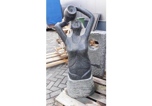Watervrouw marmer 2
