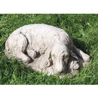 Tuinbeeld Spaniel hond