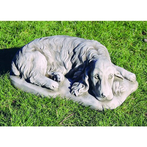 Dragonstone Tuinbeeld Spaniel hond