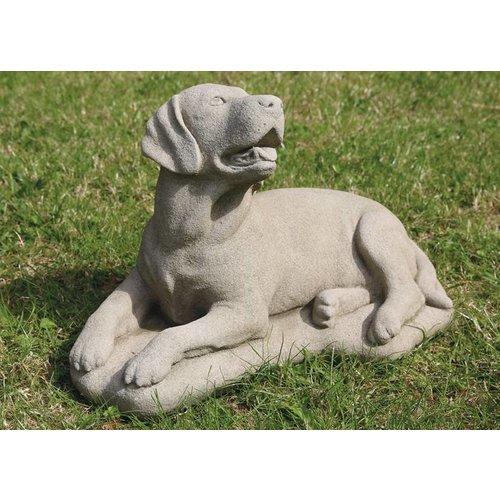 Dragonstone Tuinbeeld grote Labrador hond
