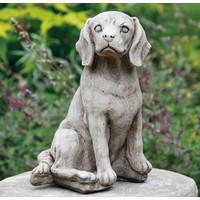 Tuinbeeld Beagle hond