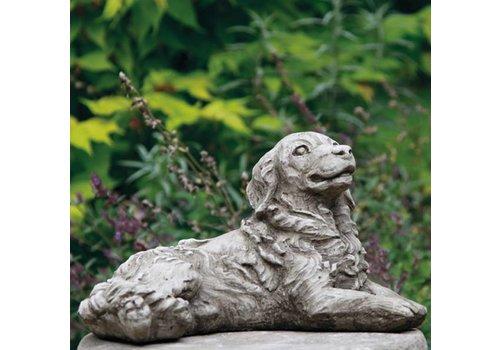 Tuinbeeld Retriever hond