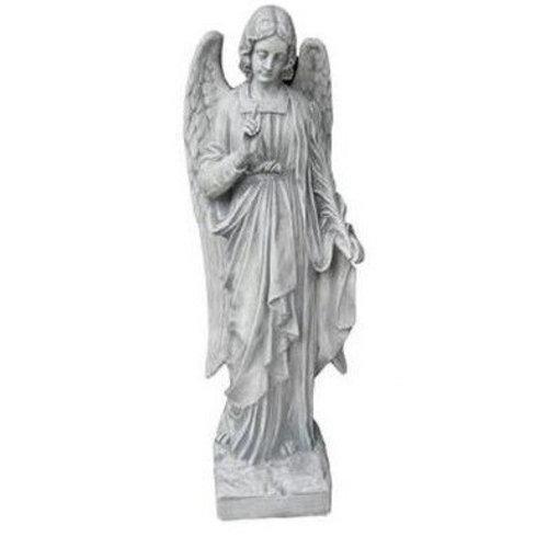 Beeld Engel Gabriel beeld wijzend