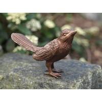Beeld brons vogel