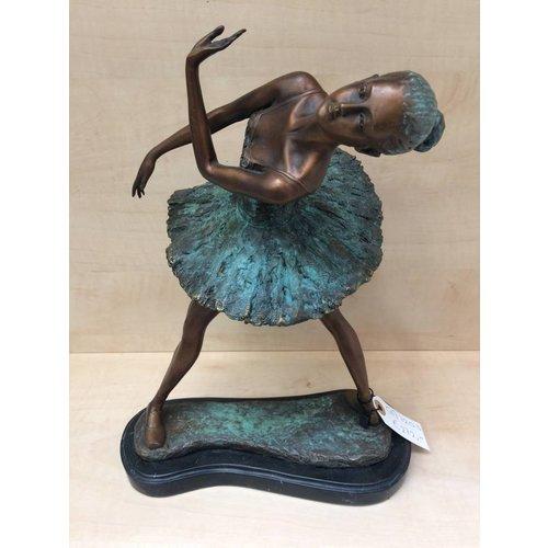 Eliassen Beeld brons ballerina 31 cm