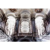 Glasschilderij 120x80cm Cathedraal
