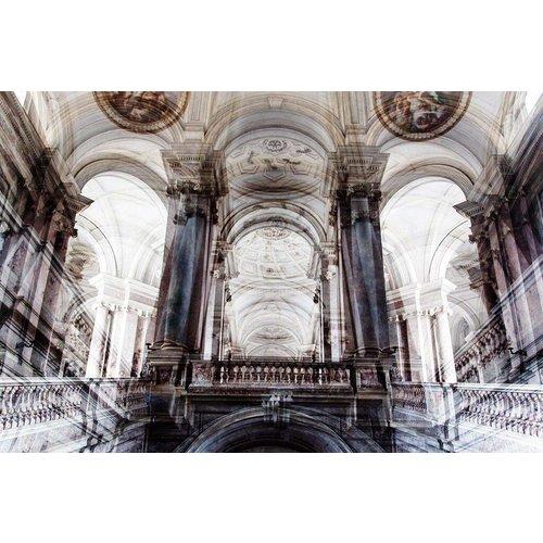 Eliassen Glasschilderij 120x80cm Cathedraal