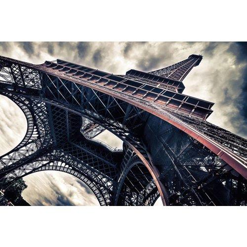 Eliassen Glasschilderij 80x120cm Eiffel