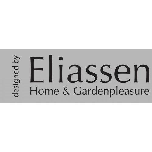 Eliassen Waterornament rvs Outrain in 3 maten
