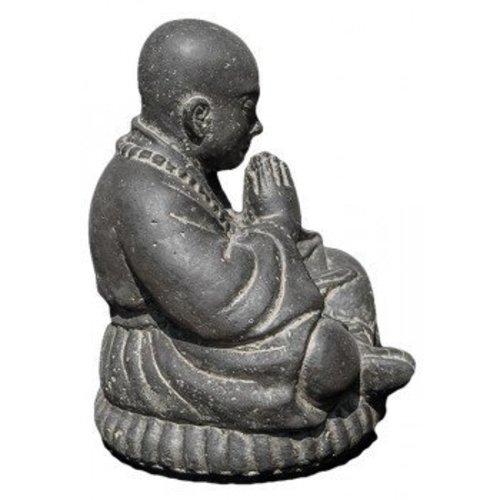 Eliassen Beeld Shaolin Monnik groetend in 3 maten