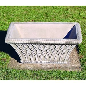 Dragonstone Pot Rectanggular Basket